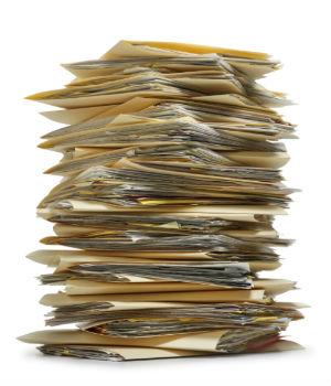 Beiträge l Gestalten LEBEN l «Und der Papierstapel ist weg!»